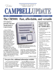 campbell update 1st quarter 2000