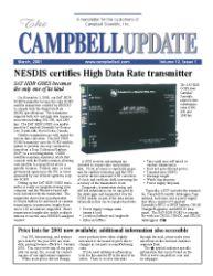 campbell update 1st quarter 2001