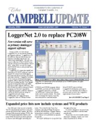 campbell update 1st quarter 2002