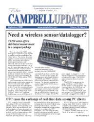 campbell update 3rd quarter 2002