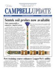 campbell update 1st quarter 2003