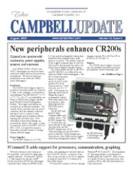 campbell update 3rd quarter 2003