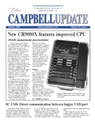 campbell update 1st quarter 2004
