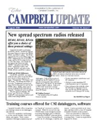 campbell update 3rd quarter 2005