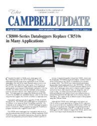 campbell update 3rd quarter 2006