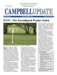 campbell update 3rd quarter 2007