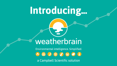 introducing weatherbrain!