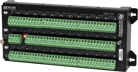 AM16/32B: 16- or 32-Channel Relay Multiplexer on