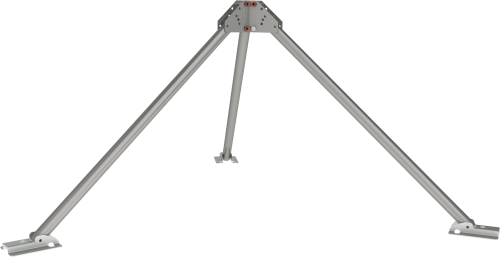 CM355 Pedestal Kit with 39 in. Legs for a Mounting Pole