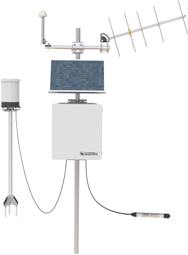 DCP200 GOES Data Collection Platform