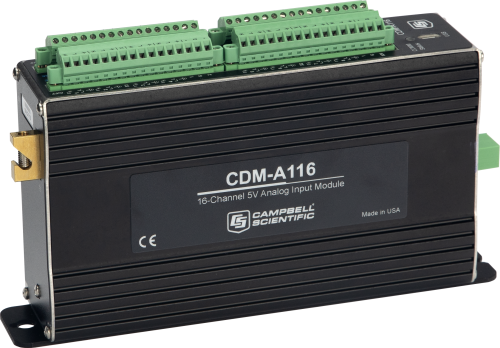 CDM-A116 16-Channel 5 V Analog Input Module