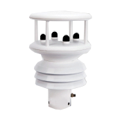 MetSENS550 Compact Weather Sensor for Temperature, RH, Barometric Pressure, and Wind with Precipitation Connector and Compass