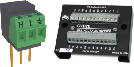Voltage-to-Voltage Adapters