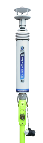 WEATHERPAKResponse Weather Station for Emergency Response Applications
