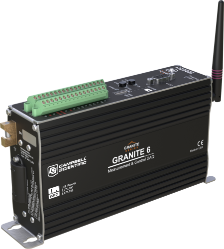 GRANITE 6 Measurement and Control Data-Acquisition System