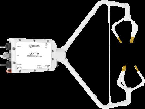 CSAT3BH Anémomètre sonique 3-D chauffé avec électronique intégrée