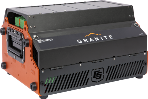GRANITECHASSIS Chassis for GRANITE Data-Acquisition Systems