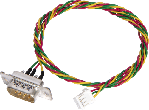 35719 AL205-Series Null Modem RS-232 Cable