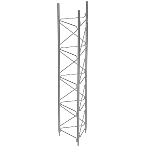 UTHD Optional-Height, Heavy-Duty Universal Tower