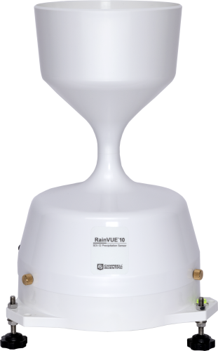 RainVUE10 SDI-12 Precipitation Sensor with Plastic Funnel