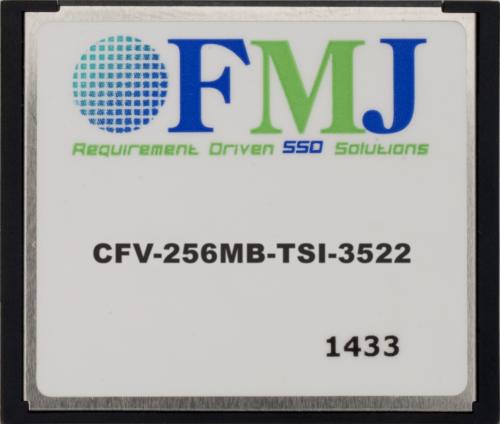 CFMC256M 256 MB CompactFlash Memory Card