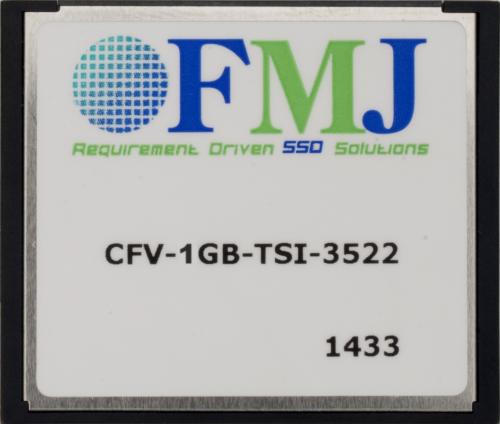 CFMC1G 1 GB CompactFlash Speicherkarte