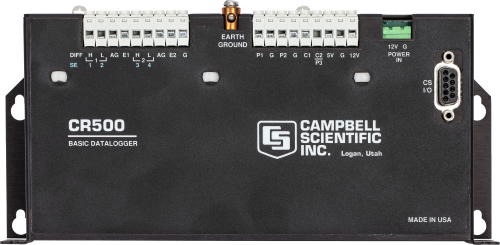 CR500 Basic Datalogger