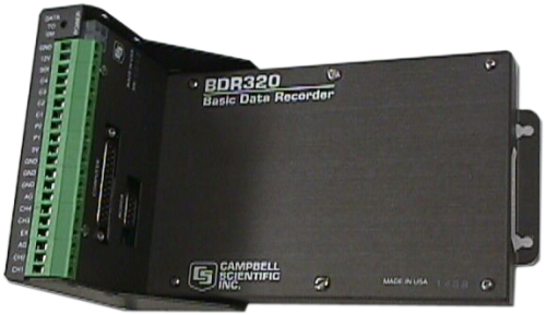 BDR320 Basic Data Recorder