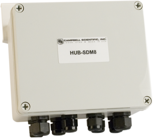 HUB-SDM8 8-Channel Hub for SDM Peripherals and Power Connections