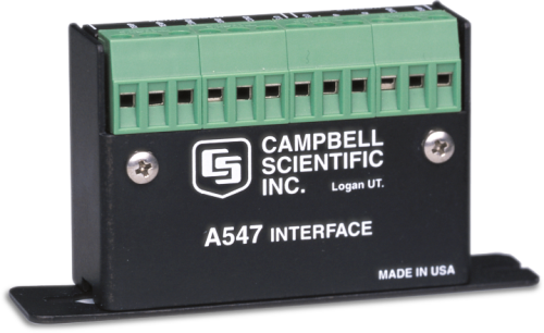A547 Interface für den CS547A- Leitfähigkeitssensor