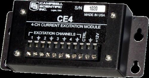 CE4 4-Channel Current-Excitation Module