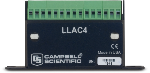 LLAC4 4-Channel Low-Level AC-Conversion Module