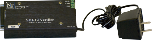 7616 SDI-12 Verifier