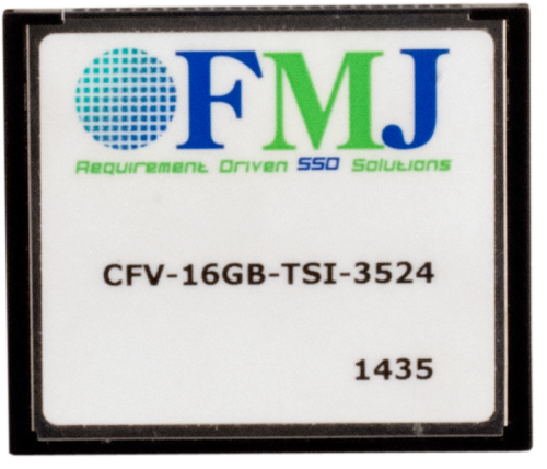 CompactFlash Modules and Cards