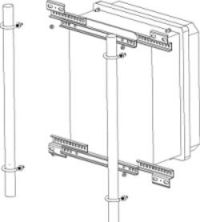 19017 Enclosure Tower Mounting Kit
