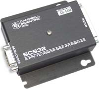 SC932 SC932 9-pin to RS-232 DCE Interface