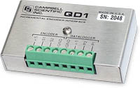 QD1 Incremental Shaft Encoder Interface