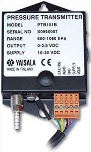 CS105 Vaisala PTB101B Barometer