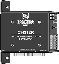 CH512R 12 V Charger/Regulator and 5 V Supply