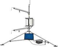 023A Standard Bowen Ratio System