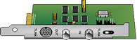 BLC100 CR9000 Bus Link Card