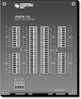 AM416 16-Channel, 4-Wire Input Multiplexer