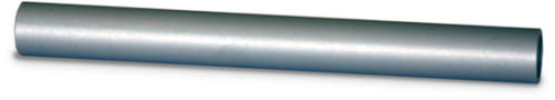 6332 3/4 IPS 10 in. Unthreaded Aluminum Pipe