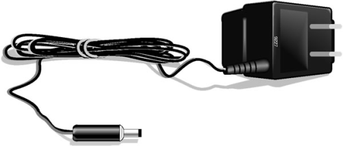 272 18 Vdc Wall Charger with Barrel Plug