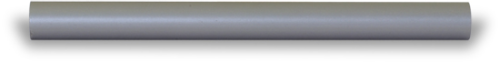 18048 3/4 IPS, 12 in. Aluminum Pipe