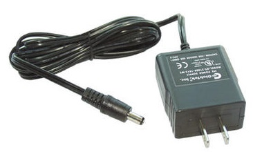 15966 Wall Charger with Barrel Plug