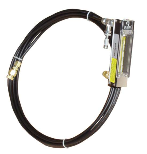 15837 TGA Reference Gas Connection, 20 ft Tubing