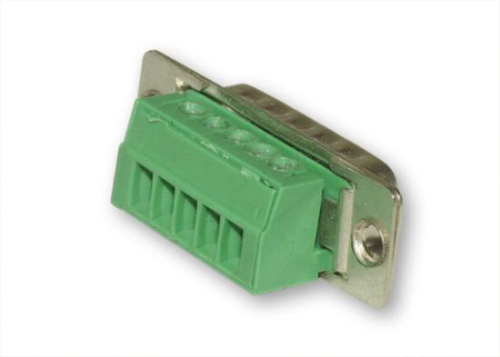 14252 5-Pin Screw Terminal Plug Connector