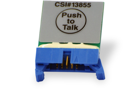 13855 RF Modem and Radio Push-to-Talk Switch