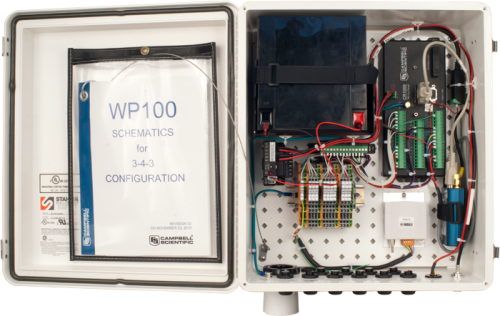 WP100 Wind Prospecting System